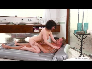 Olive Glass - First Day On The Job [All Sex, Hardcore, Blowjob, Gonzo]