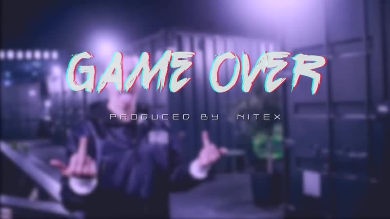 MC NO LIMIT - GAME OVER [NEW 2018 OFFICIAL VIDEO PRODUCED BY NITEX] {Rapdiagnoz}