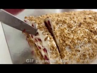 """Торт """"Монастырская изба"""". Очень вкусный и простой рецепт"""