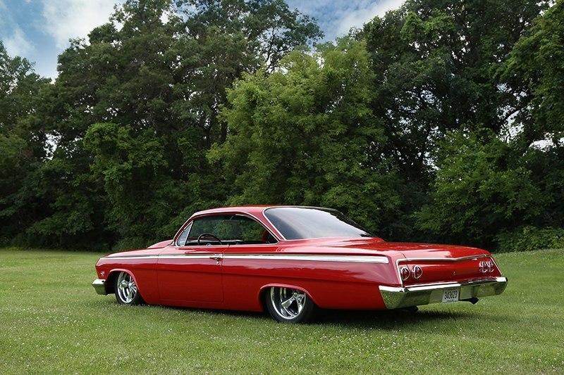 Chevy Impala 1962 года: самый правильный кастом, изображение №4
