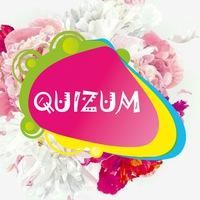 Логотип QUIZUM / Квизы в СПБ и Москве
