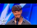 Aleksandar Mileusnic (Aleks Josh) - Seven Nation Army (Britain's Got Talent 2018)
