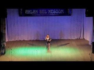 «AHLAN BEL NEGOOM-2018»GALA SHOW! STAR!  АЛЛА ВАЦ (С.Петербург-Россия)SHAABI