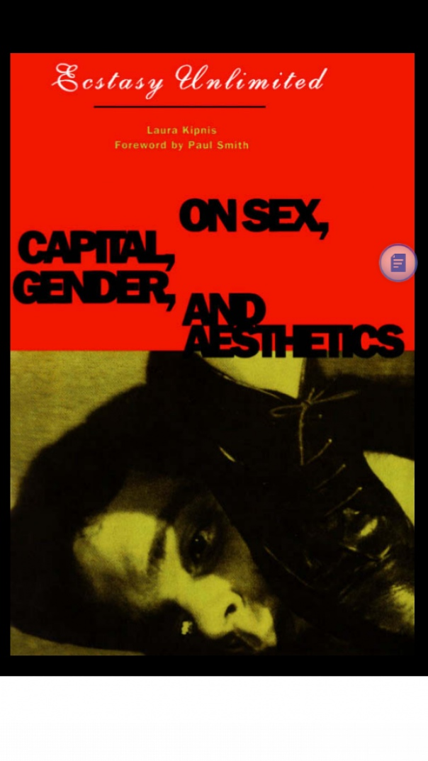 Ecstasy Unlimited On Sex, Capital