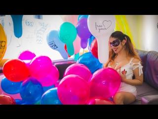 TTR Room 7 Session 6 'Nailed It!' (trailer) balloon inflatable fetish looner girl