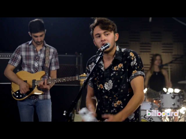 San Cisco - Awkward LIVE at Billboard's Studio