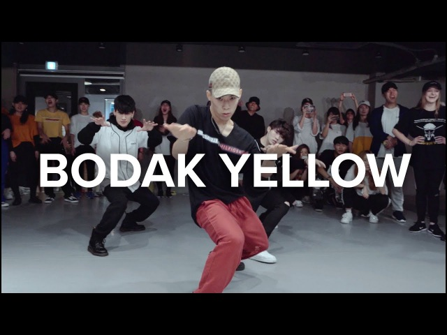 Bodak Yellow Cardi B Koosung Jung Choreography
