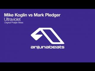 Mike koglin vs. mark pledger ultraviolet