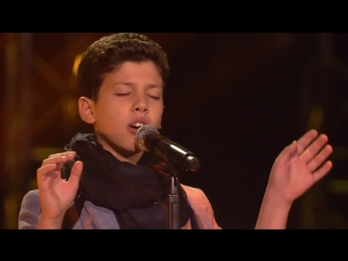 Charles Aznavour - Lei (Matteo) - The Voice Kids 2016 - Blind Auditions- SAT.1