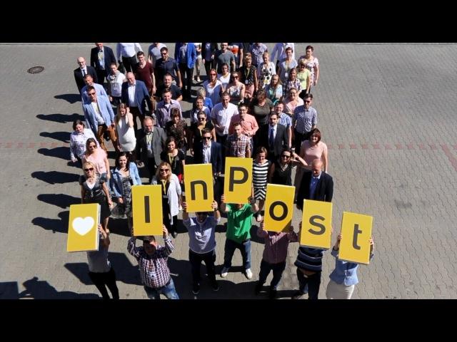 InPost – Paczkomaty, Listy, Kurier