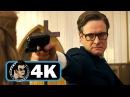 KINGSMAN THE SECRET SERVICE Movie Clip - Church Massacre 4K ULTRA HD Colin Firth Action 2014
