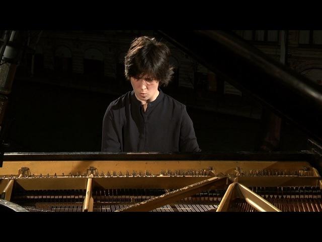 Chopin Etudes Варвара Мягкова Семь этюдов Шопена
