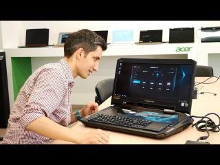 Видео Обзор самого крутого ноутбука Acer за 700 000 рублей J,pjh cfvjuj rhenjuj yjen,erf Acer pf 700 000 he,ktq