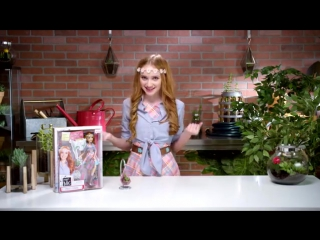 Project Mc² - Ember Evergreen Hanging Garden Experiment + Doll - Cast Unboxing- Belle Shouse