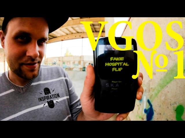 VGOS №1 тестим приложение Trick Picker