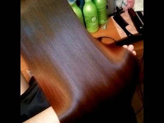 Всеми любимый Лифтинг для волос 💎💎💎💎💎 Идеальное курсовое восстановление, почти подходим к завершению лечения 😻😻😻