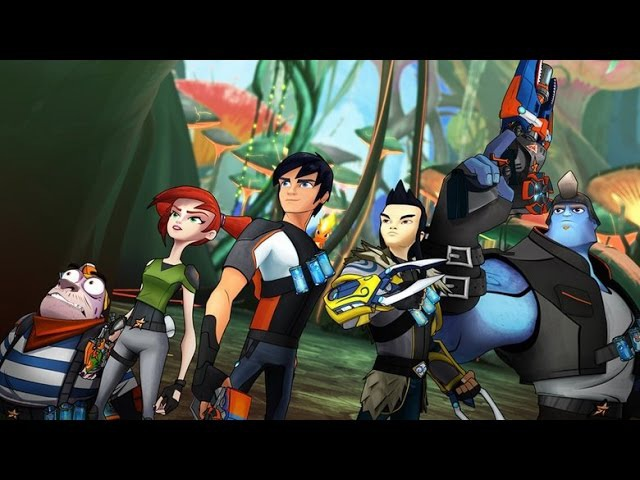 Watch SlugTerra: Return of the Elementals full movie