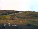 3 суточный полевой выход ДШБ. Марш-бросок 27 км в запасной район
