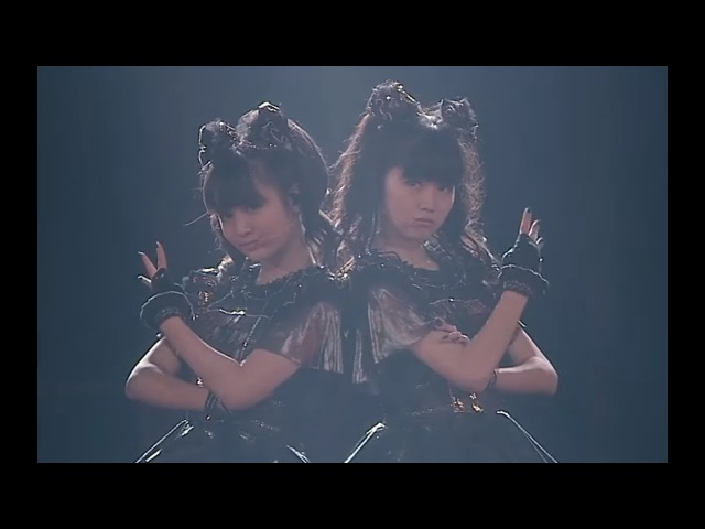 BabyMetal - 4 no Uta / song 4 / 4の歌