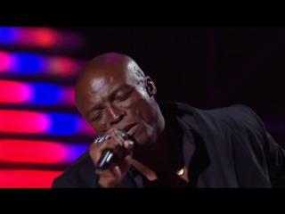 Donna Summer & Seal - Unbreak My Heart /Crazy /On The Radio Medley / 2011