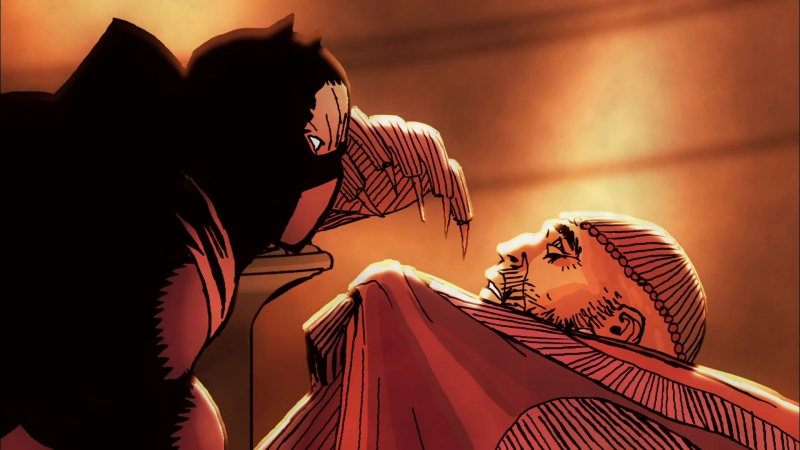 Рыцари Marvel Чёрная Пантера эпизод 5 2010 Marvel Knights Animation Black Panther