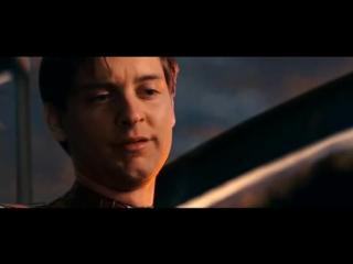 """Смерть Гарри Осборна в фильме """"Человек-паук 3:Враг в отражении"""""""