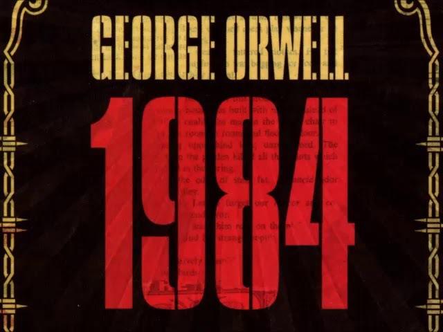 George Orwell 1984 CZ audiokniha ctena kniha