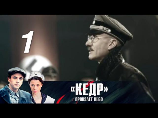 Кедр пронзает небо Серия 1 2011 @ Русские сериалы