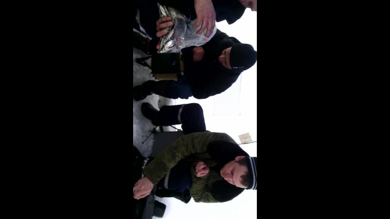 Рыбалка на Пежме