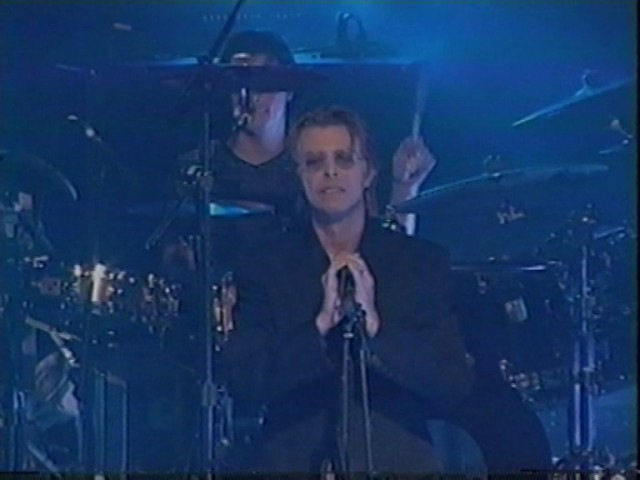Bowie / Placebo - Without You I'm Nothing - Irving Plaza, 29th March 1999