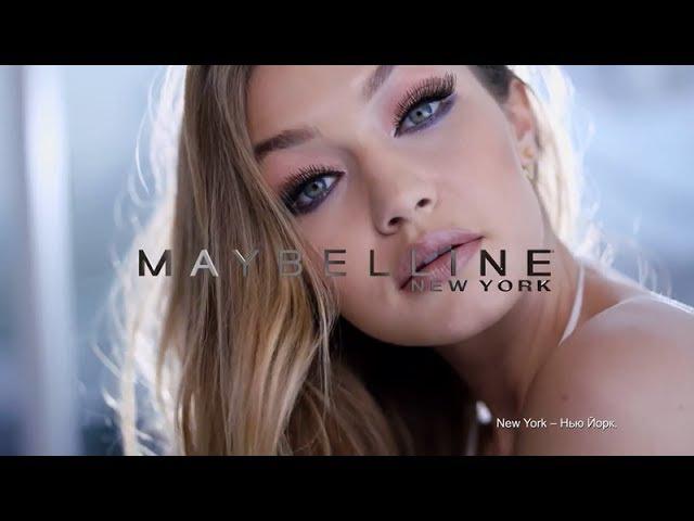 Музыка из рекламы Мейбелин Тушь Крылья Ангела Maybelline NY Falsies Angel 2017