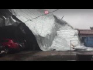 Московский апокалипсис Ураган в Москве