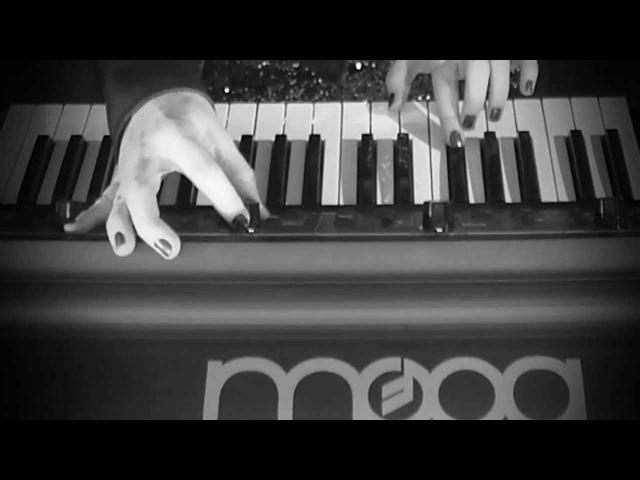 DEPECHE MODE - STRIPPED (Minimal Moog Cover by JENNY JEN)