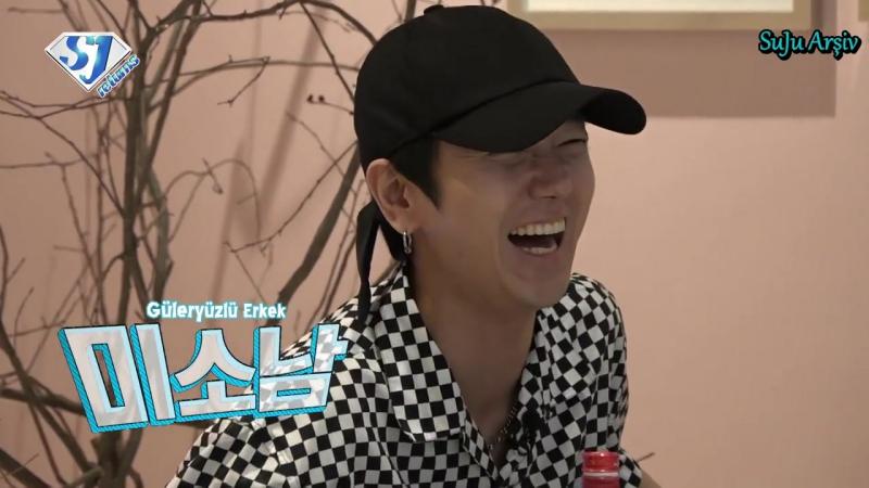 171006 SJ Returns Teaser 2 2 Yesung Leeteuk Shindong and Heechul's Character Teasers Türkçe Altyazılı