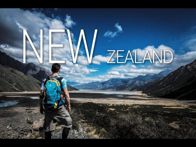 New Zealand Cinematic A Roadtrip on the South Island NZ