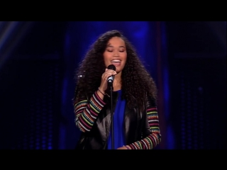 Romy monteiro - i will always love you (the blind auditions - the voice of holland 2014)