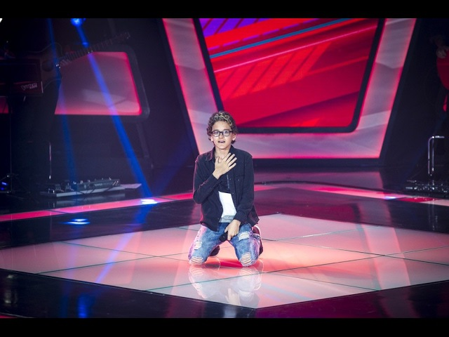 The Voice Kids Brasil 12 02 2017 Bruno Pastori canta 'Onde Deus Possa Me Ouvir'