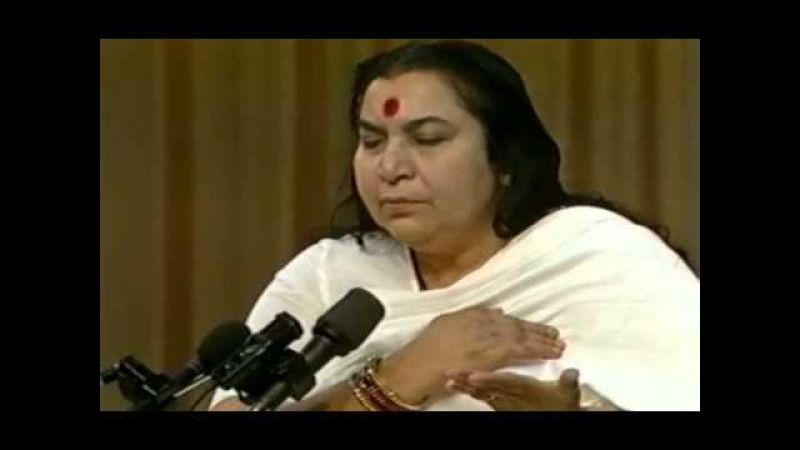 Guided Meditation by Shri Mataji