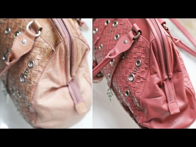 Ремонт сумок Реставрация химчистка покраска сумки Кожгалантереи кожаных изделий кожи