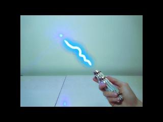 Мощный лазер + КОНКУРС!!!!