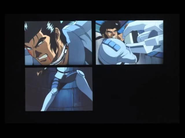 Опенинг Cyber City Oedo 808 OVA 1990