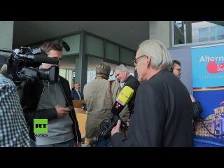 AfD: Frauke Petry hat uns mit ihrem Austritt einen Gefallen getan