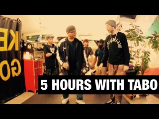 5 HOUR PRACTICE SESSION WITH TABO AND E-BONE