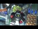 Вариатор передний тюнинг 4T GY6 150 ролики латунь 9шт, палец, пружины сцепления DLH