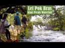 Mondulkiri Tent Camping Tip 17 Jungle Trekking to Kbal Preah Waterfall in Cambodia