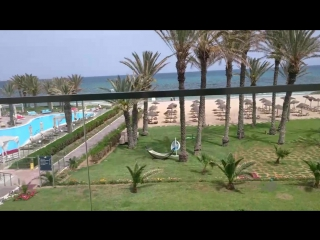 отель шехерезада Тунис