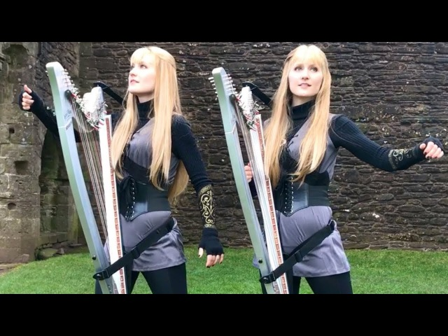 LEGEND OF THE SHADERS Original Song Camille and Kennerly Harp Twins