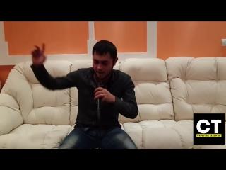 Цыганский парень поет про маму