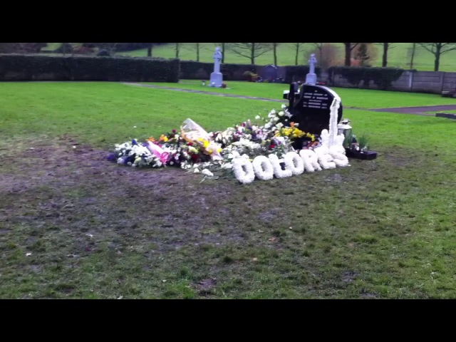 Dolores O Riordan' s Grave Caherelly Limerick Ireland