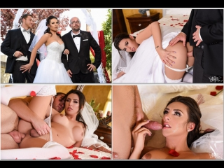 #pron chanel santini & connor maguire / here cums the bride